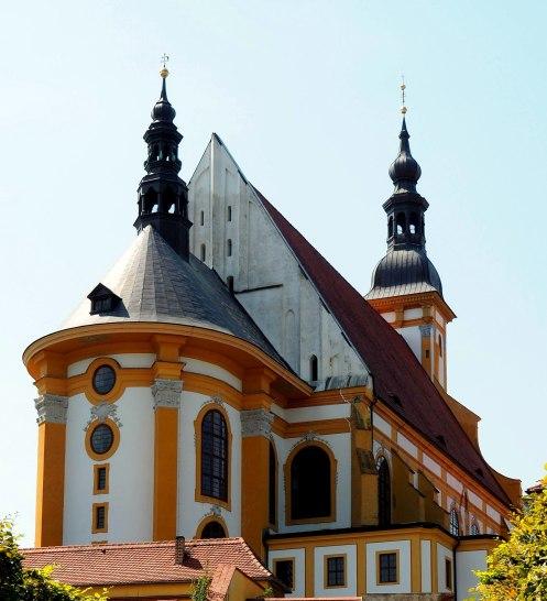 Stiftskirche von Nordosten
