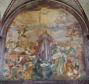 Christus als Weltenherrscher