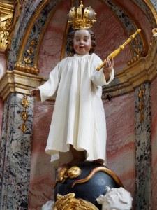 Jesus-Kind-Altar