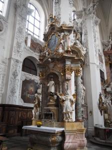 Jesu-Kind-Altar