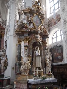 Maria-Altar