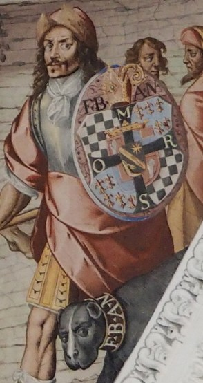 F Bernardus Abbus Nova Cell (Auferstehungsfresko)