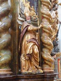 Tauf-Altar: Ambrosius