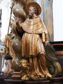 Tauf-Altar: Hieronymus