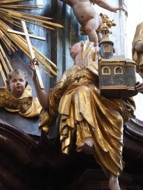 Tauf-Altar: Glaube
