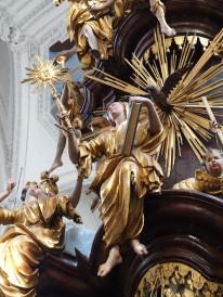 Tauf-Altar: Hoffnung