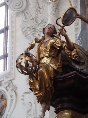 Tauf-Altar: Klugheit