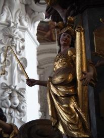 Tauf-Altar: Tapferkeit