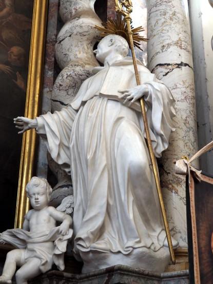 Bernardus-Altar; Heiliger Alberich