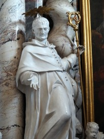 Bernardus-Altar, Stephan Harding