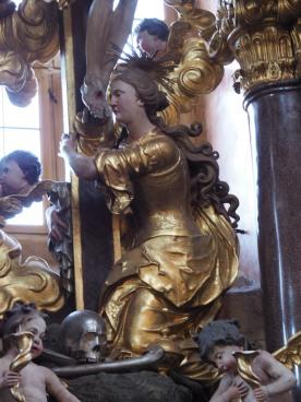 Kreuzaltar, Maria Magdalena