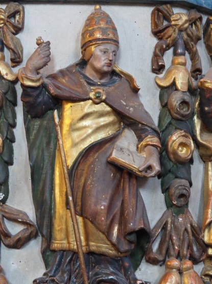 Kanzel, Papst Gregor