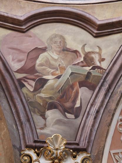 Evangelist Lukas (Stier)