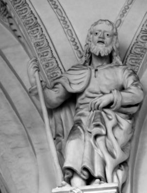 Stiftskirche, Apostelkollegium: Jakobus der Jüngere