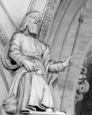 Stiftskirche, Apostelkollegium: Thomas