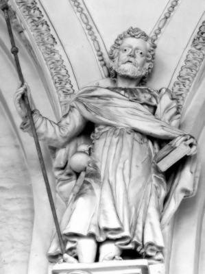 Stiftskirche, Apostelkollegium: Jakobus der Ältere