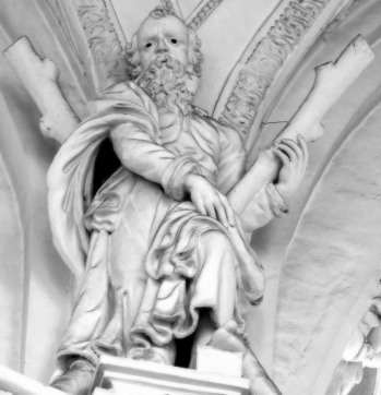 Stiftskirche, Apostelkollegium: Andreas