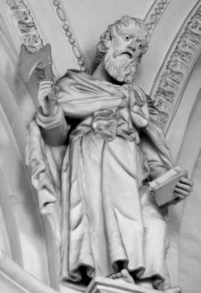 Stiftskirche, Apostelkollegium: Matthias