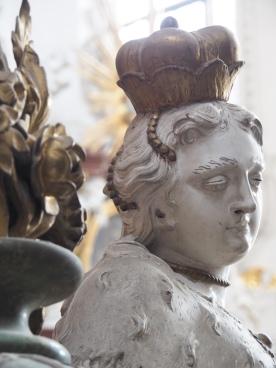 Stiftskirche, Anna-Altar: Hedwig