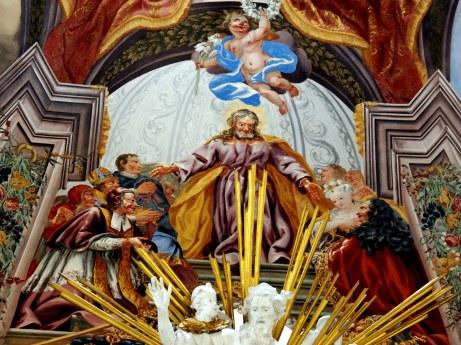 Josephskapelle, NT-Joseph als Schutzherr