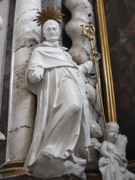 Stiftskirche, Bernardus-Altar: Stephan Harding