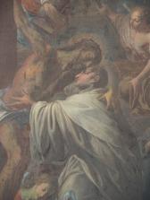 Stiftskirche, Bernardus-Altar: Tafelbild