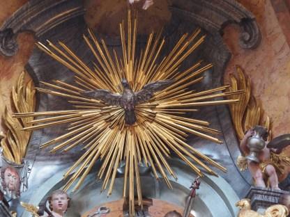 Kreuzkirche, Hochaltar