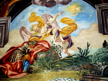 Josephskapelle, Traum des AT-Joseph