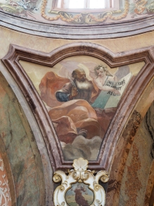 Kreuzkirche: Matthäus Evangelist