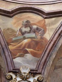Kreuzkirche: Markus Evangelist