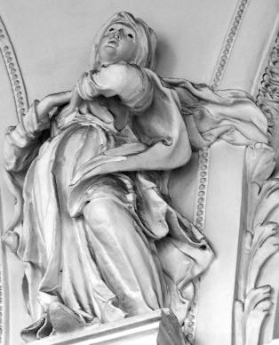 Stiftskirche, Apostelkollegium: Maria