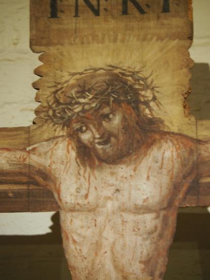 Neuzeller Passionsdarstellungen, Kreuzigung, Seifrit um 1750