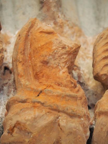Kalefaktorium: Köpfchenkonsole