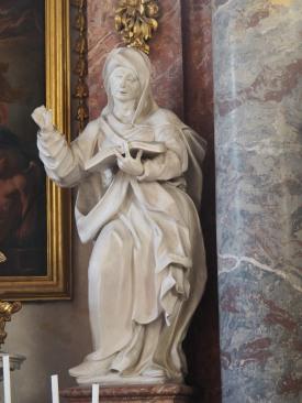 Stiftskirche, Josephskapelle: Anna