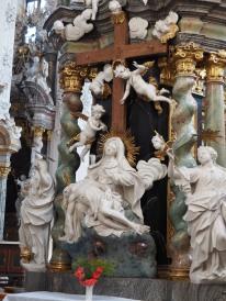 Stiftskirche, Pieta-Altar