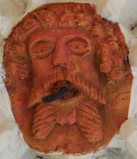 Kalefaktorium, Schlussstein